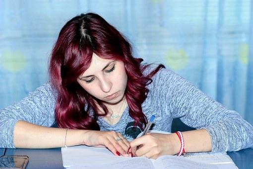 study-teenager